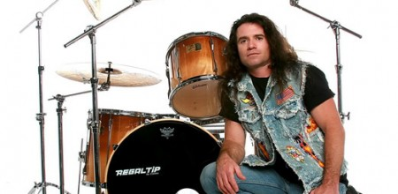 Derrik Pontier-Drums In Studio