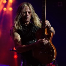 Doug Aldrich w/ Raiding the Rock Vault 3/07/14