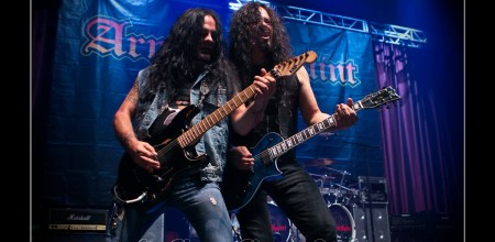 Metal Church & Armored Saint@ Brooklyn Bowl, Las Vegas 6-06-16