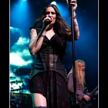 Nightwish 4-10-18 Brooklyn Bowl, Las Vegas
