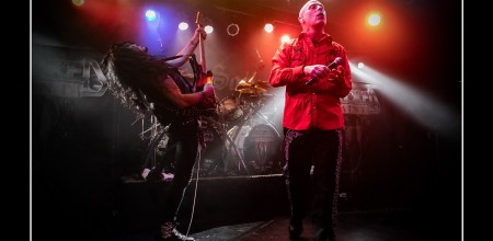 Armored Saint & Act of Defiance @Count's Vamp'd 8-16-18