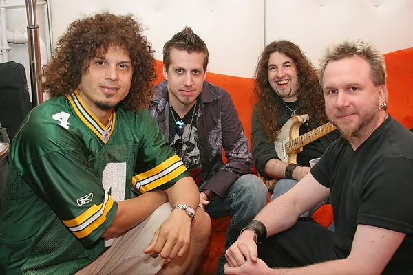 Jeff Scott Soto band!