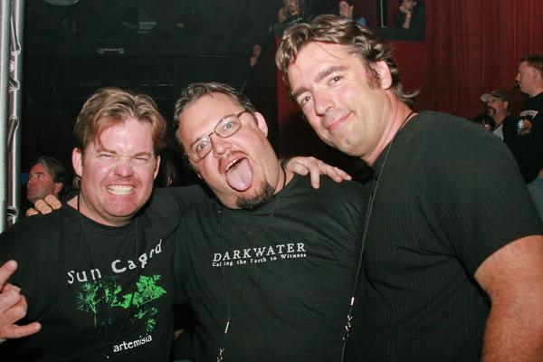 Eric,Bear and Dave, promoters of Barfest!!