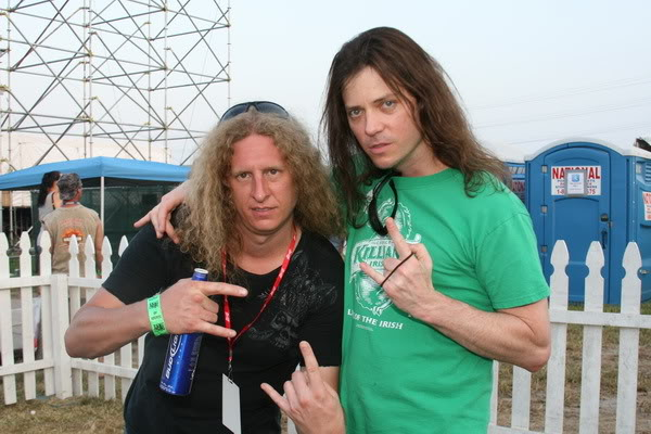 SHAWN AND BOBBY OF OUTWORLD FAME!!